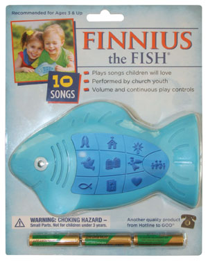 Finnius The Fish thumbnail